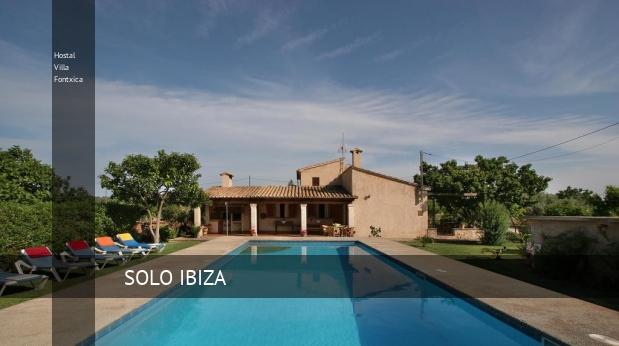 Hostal Villa Fontxica