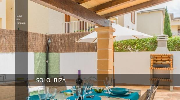 Hostal Villa Francisca booking