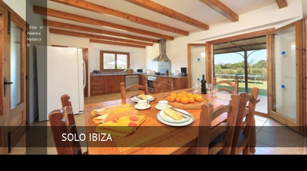 Villa in Pollenca Mallorca IV booking