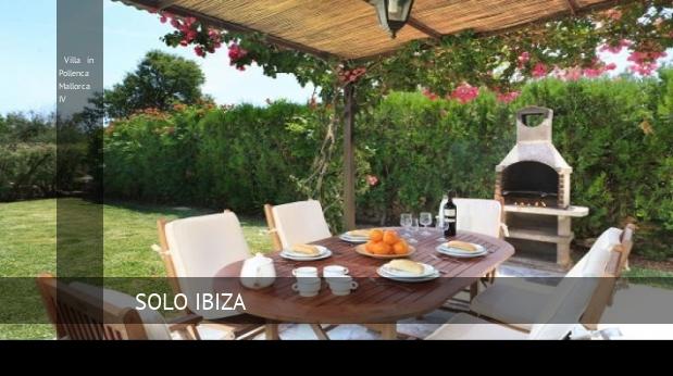 Villa in Pollenca Mallorca IV opiniones