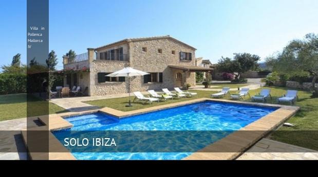 Villa Villa in Pollenca Mallorca IV