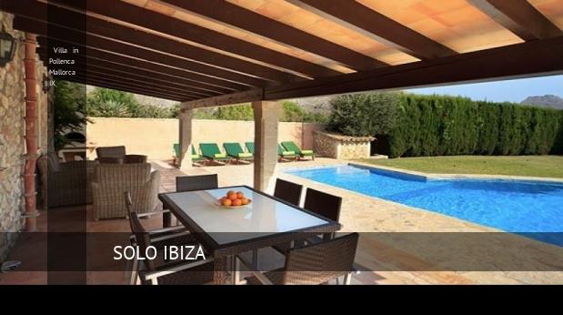 Villa in Pollenca Mallorca IX opiniones