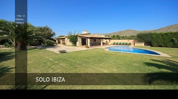Villa in Pollenca Mallorca IX reverva