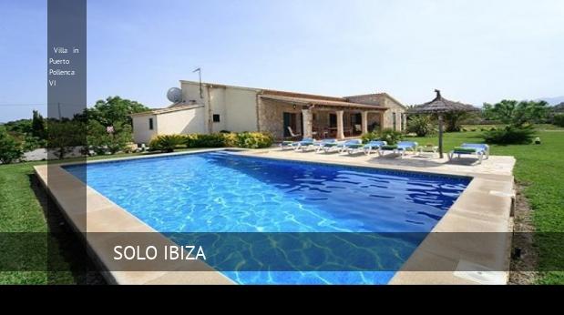 Villa in Puerto Pollenca VI reverva