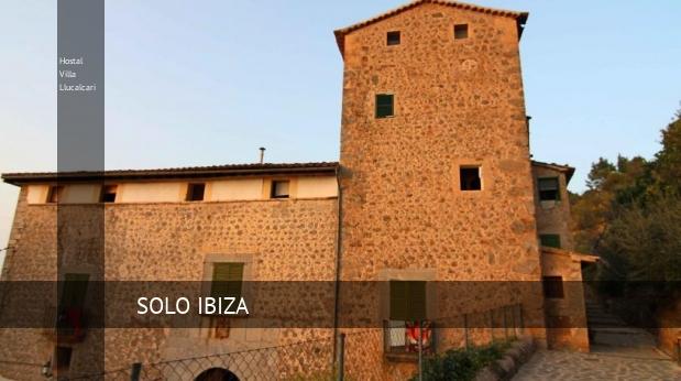 Hostal Villa Llucalcari