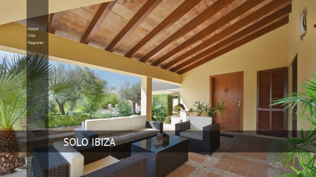 Hostal Villa Magraner booking