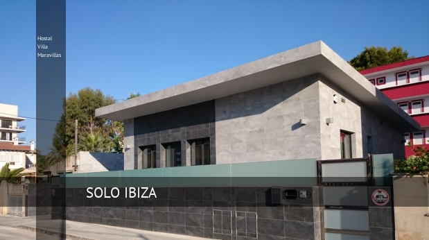 Hostal Villa Maravillas booking