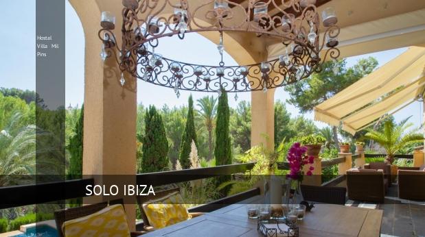 Hostal Villa Mil Pins booking