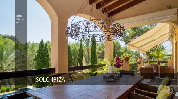 Hostal Villa Mil Pins reverva