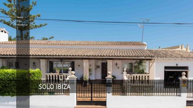 Hostal Villa Montemar 1 booking