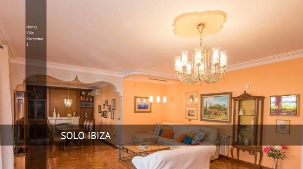 Hostal Villa Montemar 1 opiniones