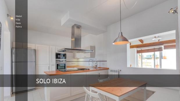 Hostal Villa Oasis Palma reverva
