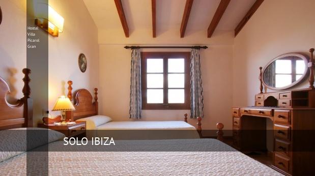 Hostal Villa Picarol Gran opiniones