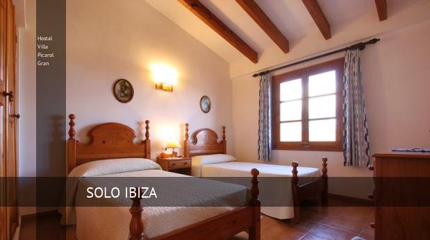 Hostal Villa Picarol Gran reverva