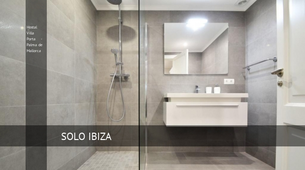 Hostal Villa Porta - Palma de Mallorca reverva