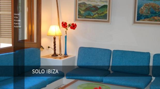 Hostal Villa Privada Puerto Pollensa opiniones