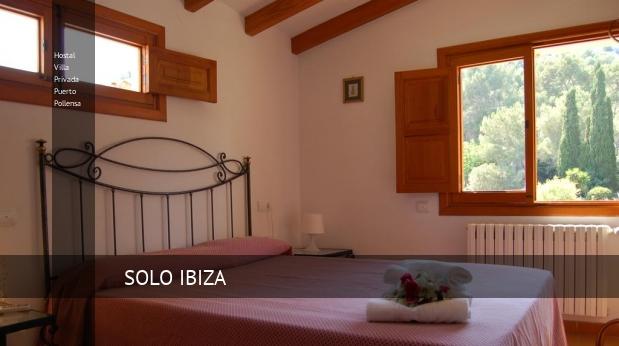 Hostal Villa Privada Puerto Pollensa reverva