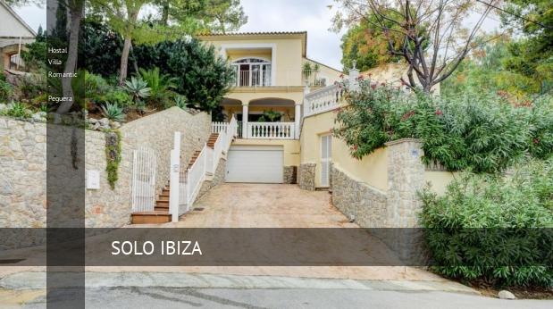 Hostal Villa Romantic - Peguera booking