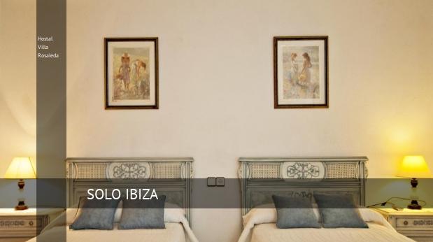 Hostal Villa Rosaleda booking