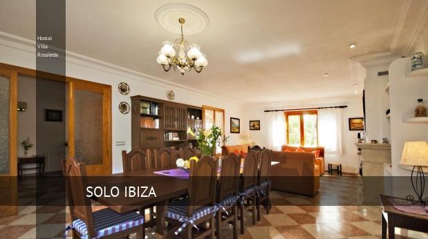 Hostal Villa Rosaleda reverva