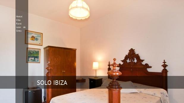 Hostal Villa Rural Leon de Sineu booking