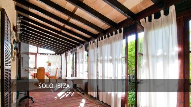 Hostal Villa Rural Leon de Sineu opiniones