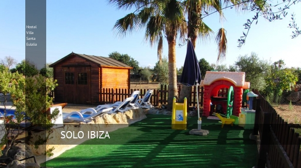 Hostal Villa Santa Eulalia booking