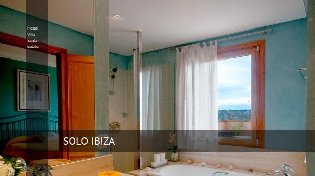 Hostal Villa Santa Eulalia opiniones