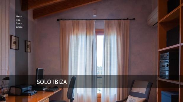 Hostal Villa Santa Eulalia reverva