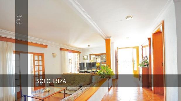 Hostal Villa Sastre booking