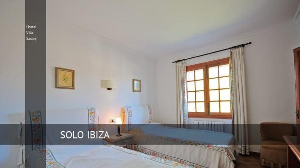 Hostal Villa Sastre opiniones