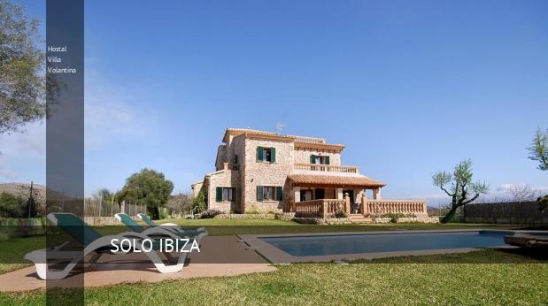 Hostal Villa Volantina reverva