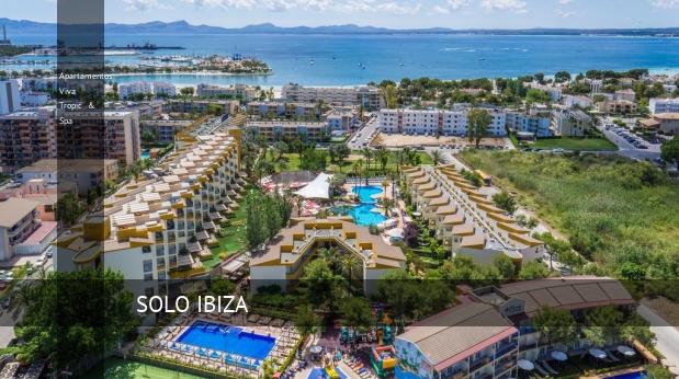 Apartamentos Viva Tropic & Spa en Mallorca, opiniones y reserva - Solo Ibiza