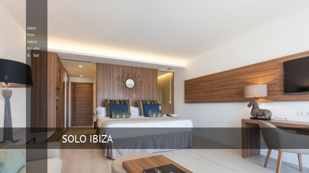 Hotel Viva Zafiro Alcudia & Spa booking