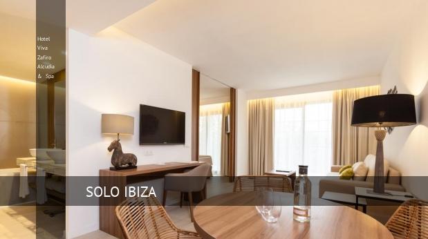 Hotel Viva Zafiro Alcudia & Spa habitacion
