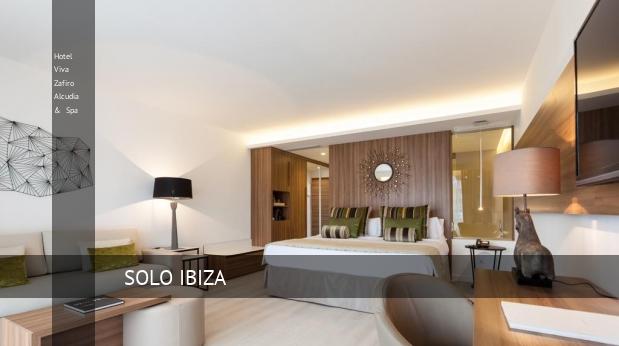 Hotel Viva Zafiro Alcudia & Spa oferta