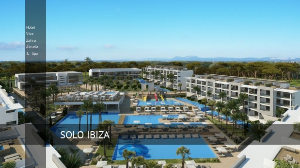 Hotel Viva Zafiro Alcudia & Spa reverva