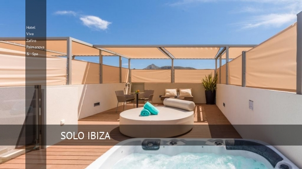 Hotel Viva Zafiro Palmanova & Spa reservas