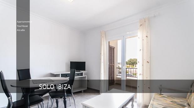 Apartamentos YourHouse Alcudia reverva