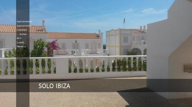 Apartamentos Apartamento Castellsol - Arenal de'n Castell Menorca