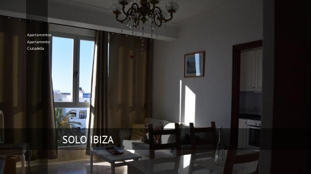 Apartamentos Apartamento Ciutadella reverva