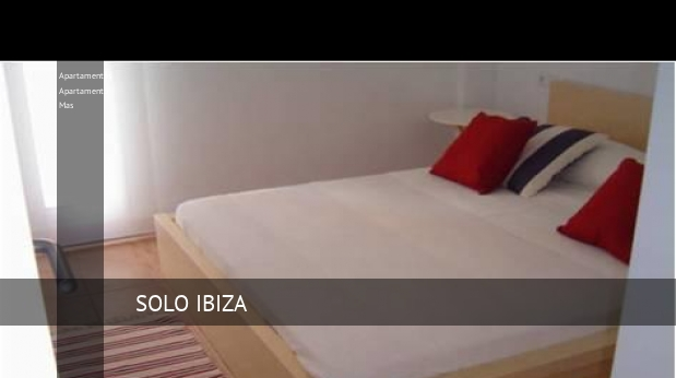 Apartamentos Apartamento Mas booking