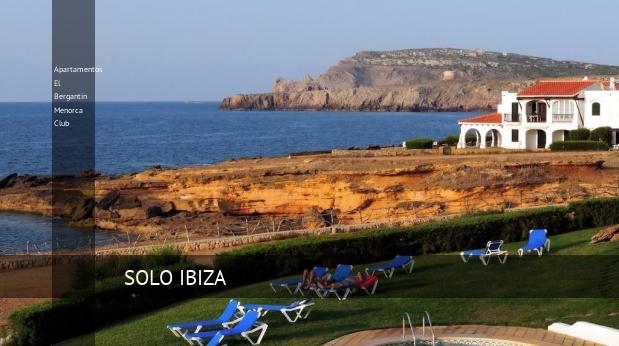 Apartamentos El Bergantin Menorca Club opiniones