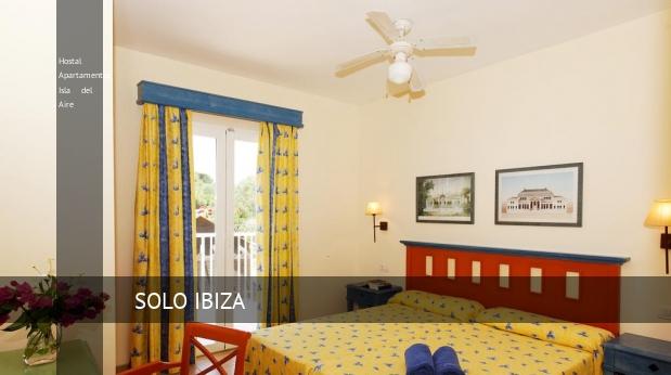 Hostal Apartamentos Isla del Aire booking