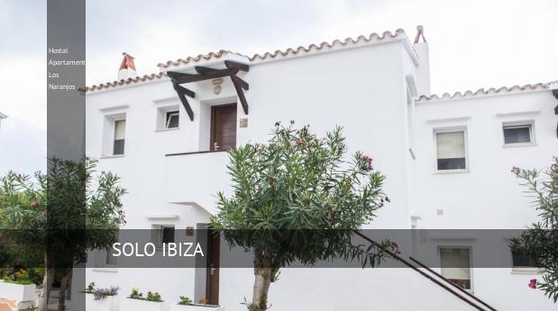 Hostal Apartamentos Los Naranjos booking