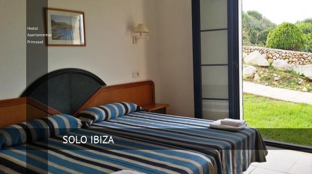 Hostal Apartamentos Primasud booking