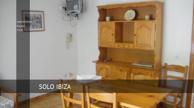 Apartamentos Rayma I-II-III booking