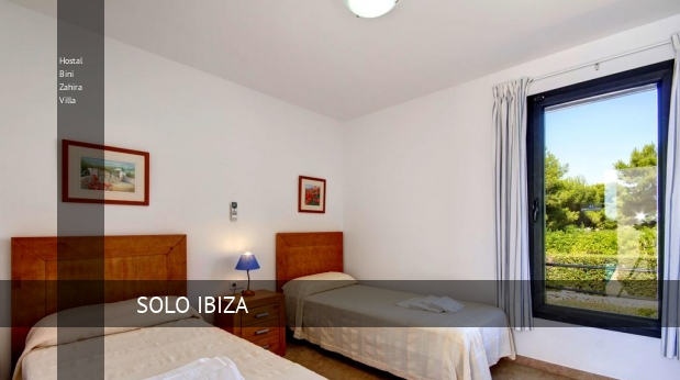 Hostal Bini Zahira Villa reverva