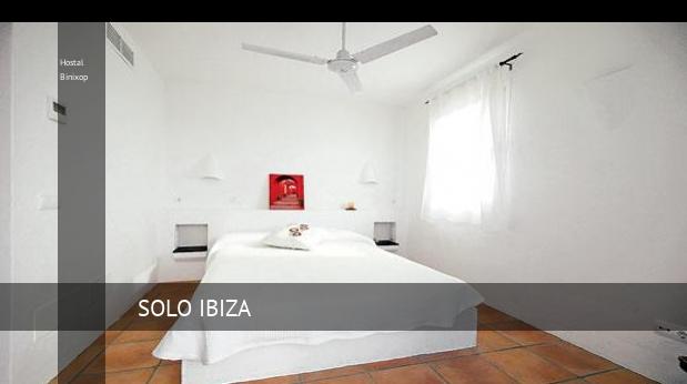 Hostal Binixop booking