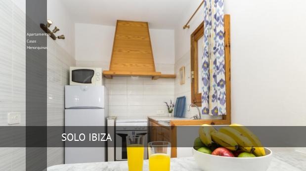 Apartamentos Casas Menorquinas reservas